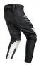 Штаны кроссовые S-Line white black