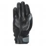 Мотоперчатки короткие женские Oxford Ontario Charcoal /Black
