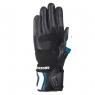Перчатки женские Oxford RP-5 White/Black/Blue